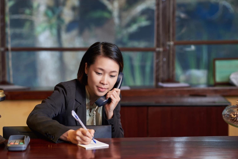 Администратор гостиницы