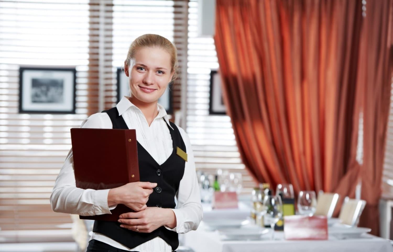 Курсы официантов с трудоустройством в Анталии